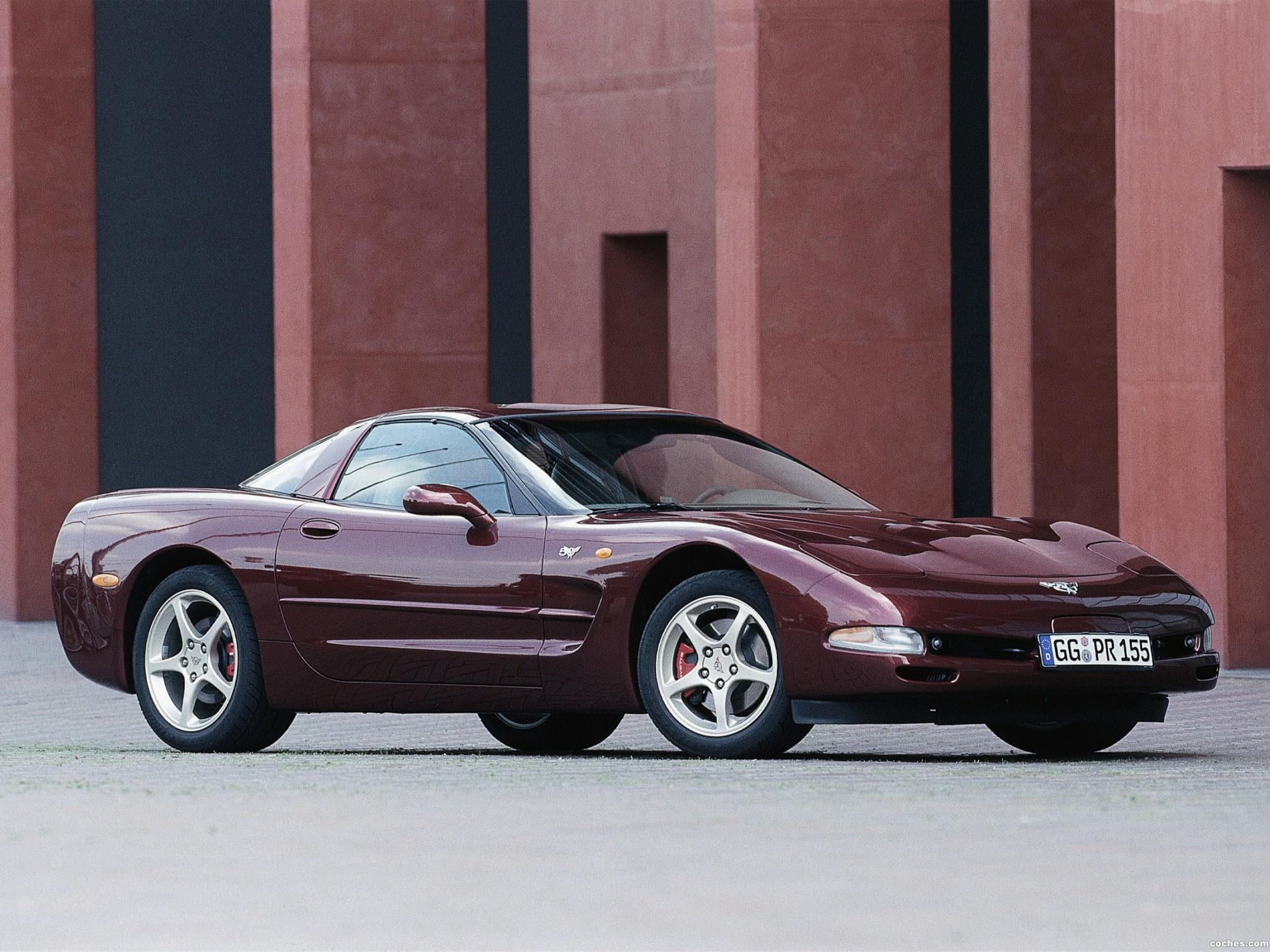Foto 10 de Chevrolet Corvette 2000