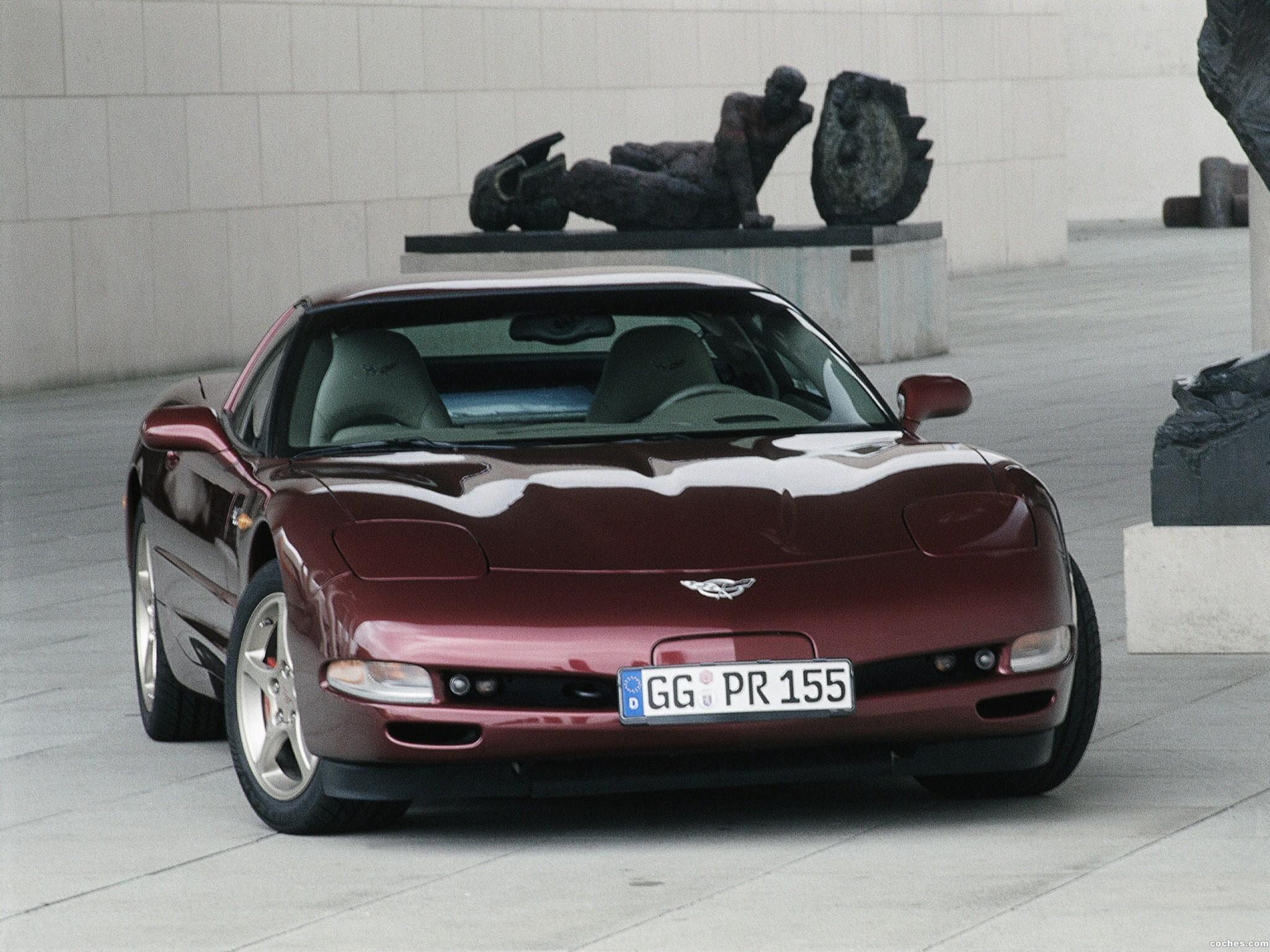 Foto 9 de Chevrolet Corvette 2000