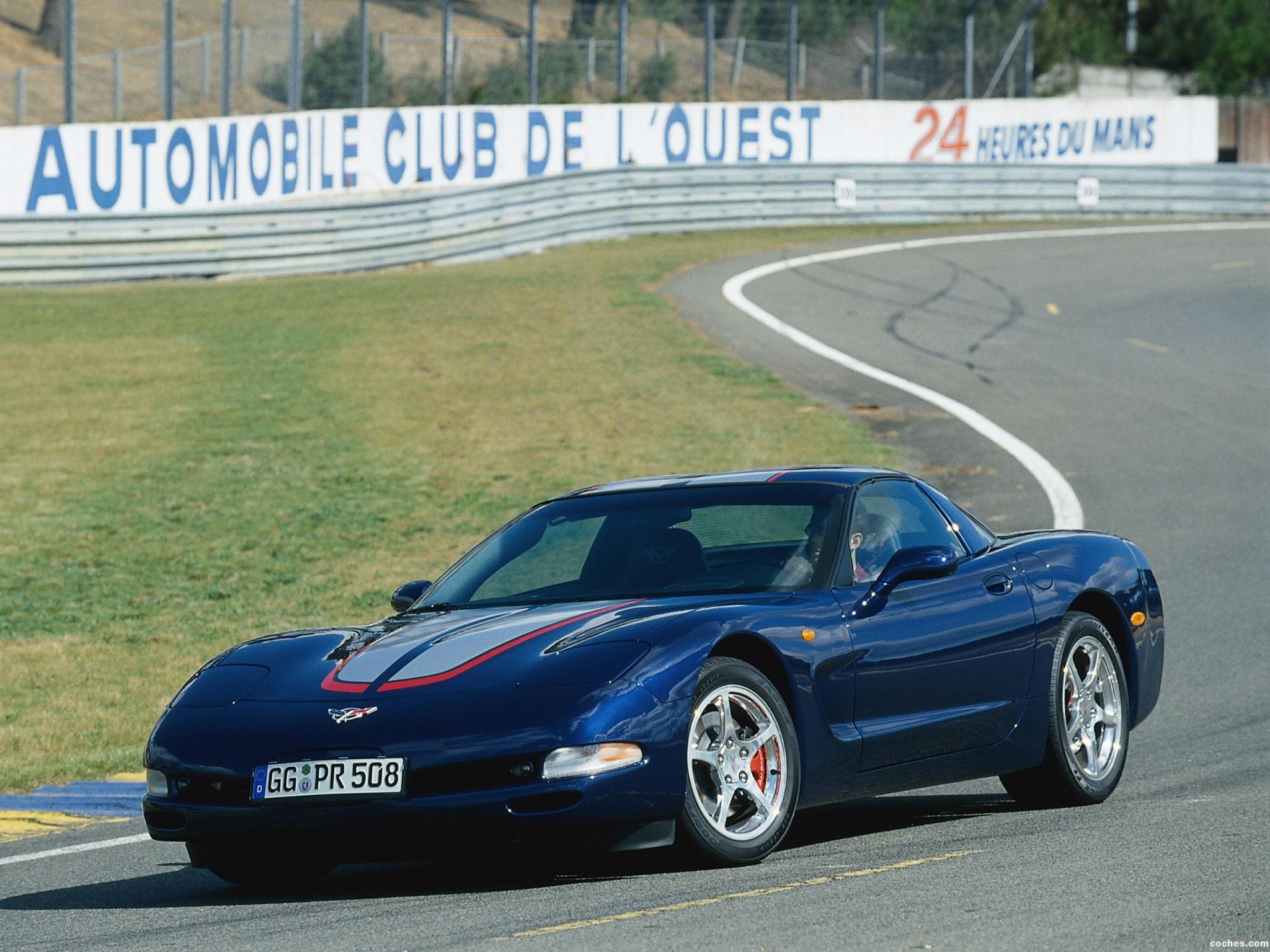 Foto 5 de Chevrolet Corvette 2000