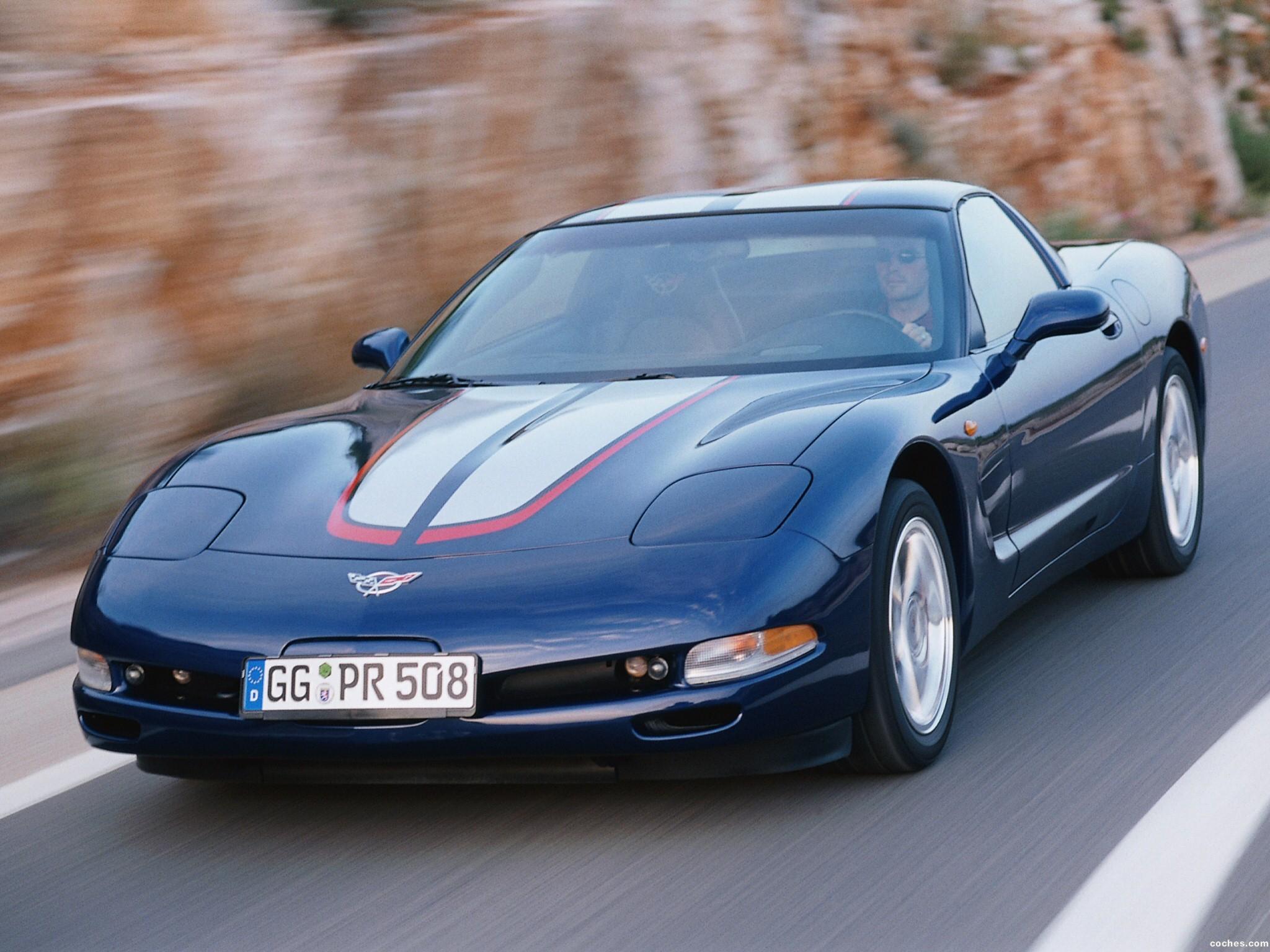 Foto 3 de Chevrolet Corvette 2000
