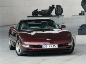 Ver foto 10 de Chevrolet Corvette 2000