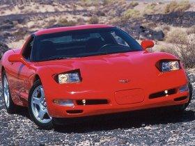 Ver foto 6 de Chevrolet Corvette 2000