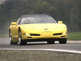 Ver foto 5 de Chevrolet Corvette 2000