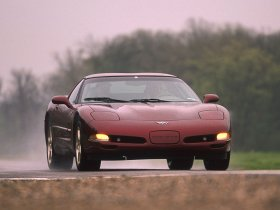 Ver foto 11 de Chevrolet Corvette 2000