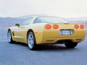Ver foto 9 de Chevrolet Corvette 2000