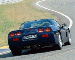 Ver foto 2 de Chevrolet Corvette 2000