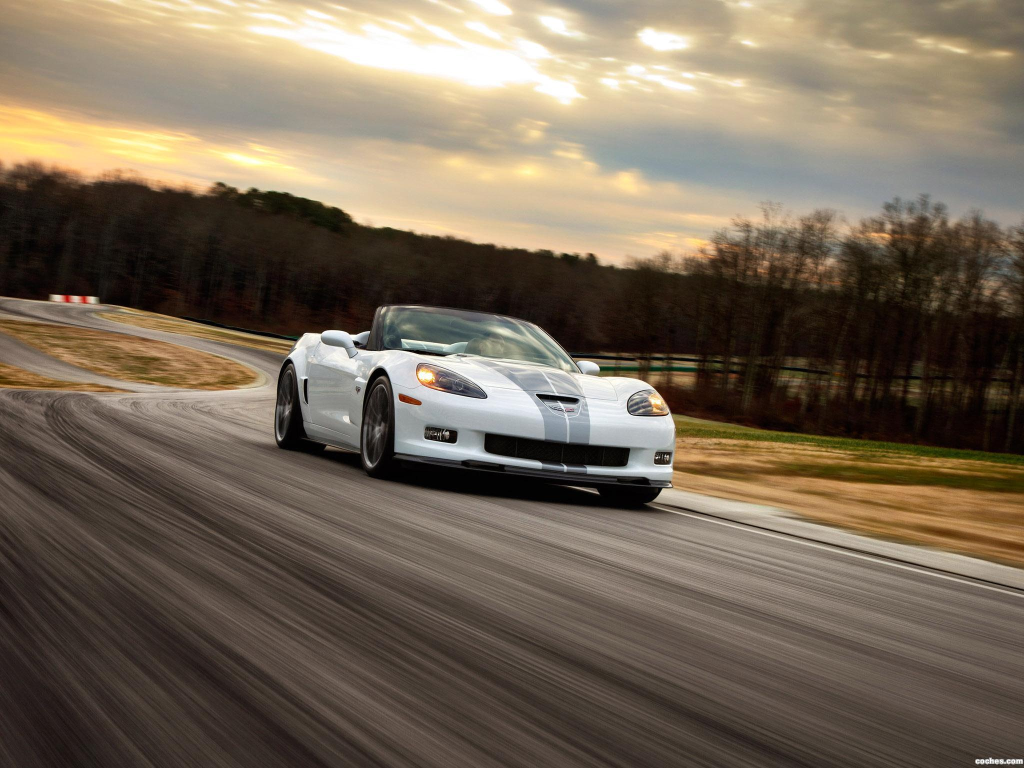 Foto 0 de Chevrolet Corvette 427 Convertible Collector Edition C6 2012