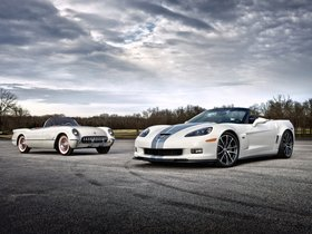 Ver foto 4 de Chevrolet Corvette 427 Convertible Collector Edition C6 2012