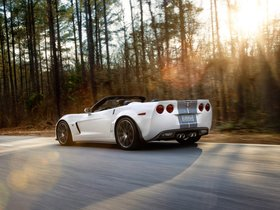 Ver foto 2 de Chevrolet Corvette 427 Convertible Collector Edition C6 2012