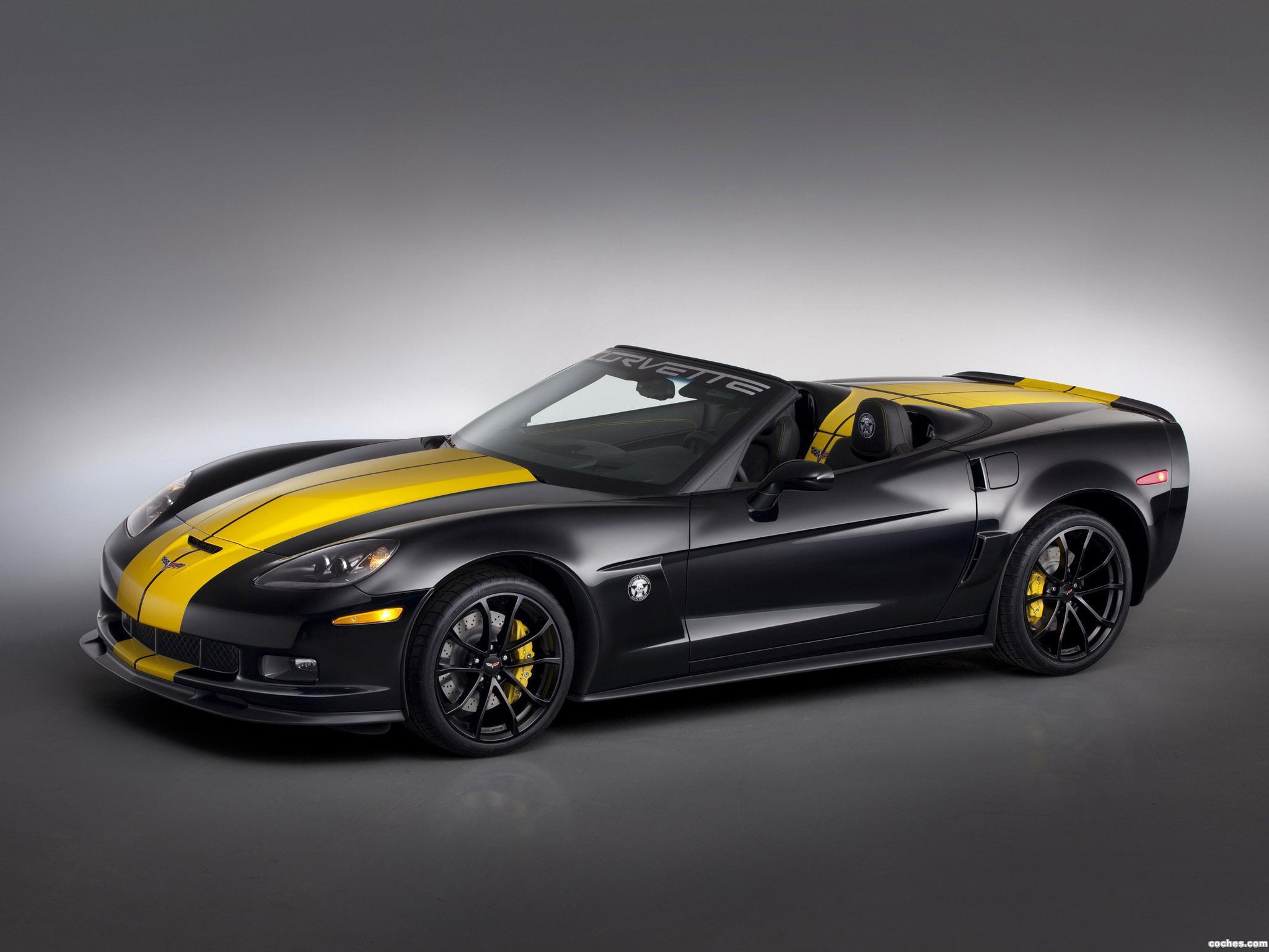 Foto 0 de Chevrolet Corvette 427 Convertible Collector Edition by Guy Fieri 2012