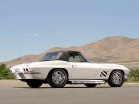 Ver foto 2 de Chevrolet Corvette 427 L71 Convertible 1967