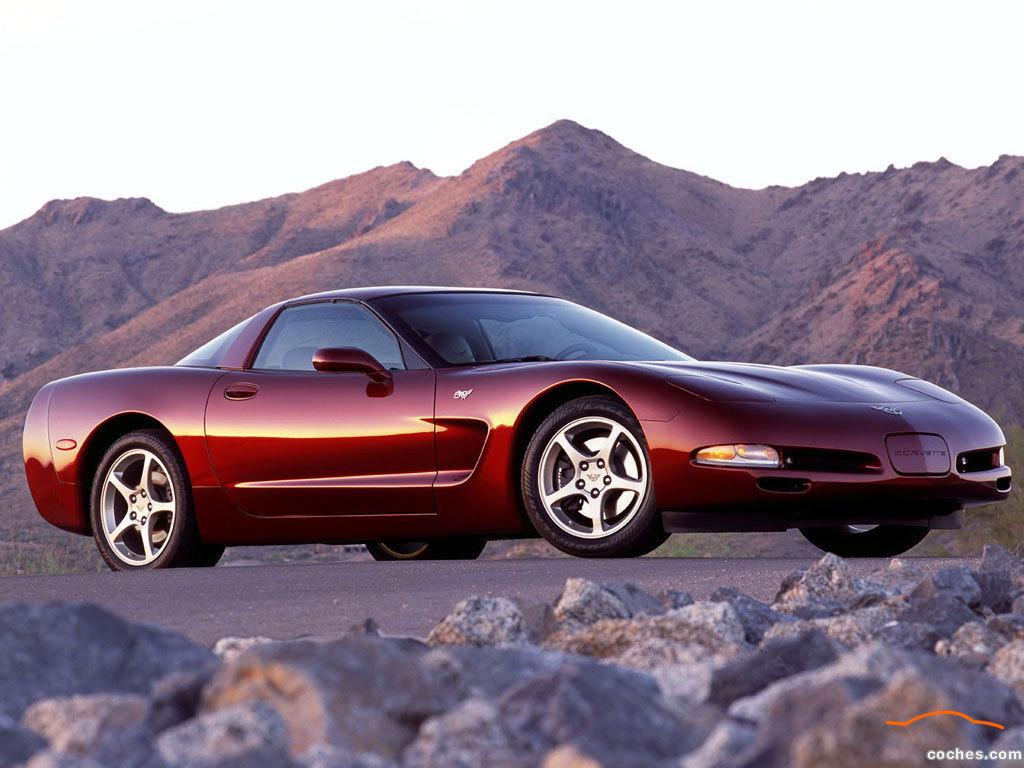 Foto 0 de Chevrolet Corvette Anniversary Edition 2003