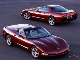 Ver foto 8 de Chevrolet Corvette Anniversary Edition 2003