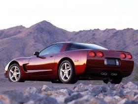 Ver foto 4 de Chevrolet Corvette Anniversary Edition 2003