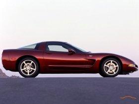 Ver foto 2 de Chevrolet Corvette Anniversary Edition 2003