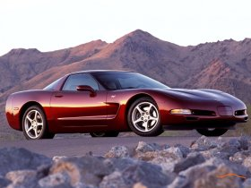 Fotos de Chevrolet Corvette Anniversary Edition 2003