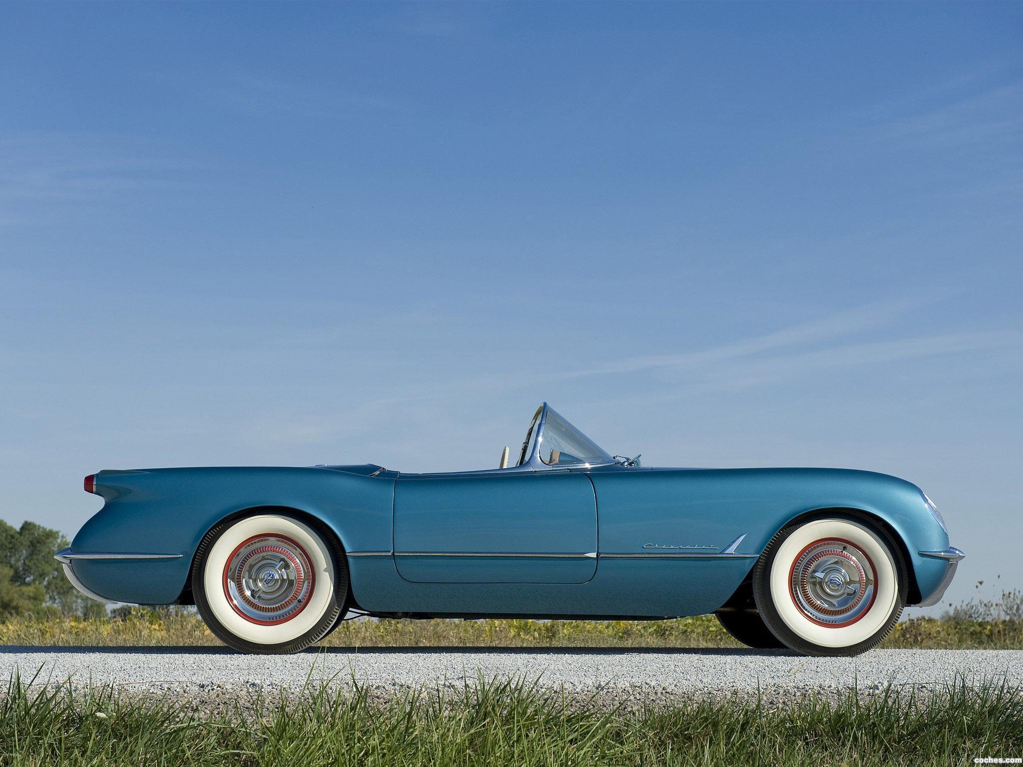 Foto 7 de Chevrolet Corvette C1 1953