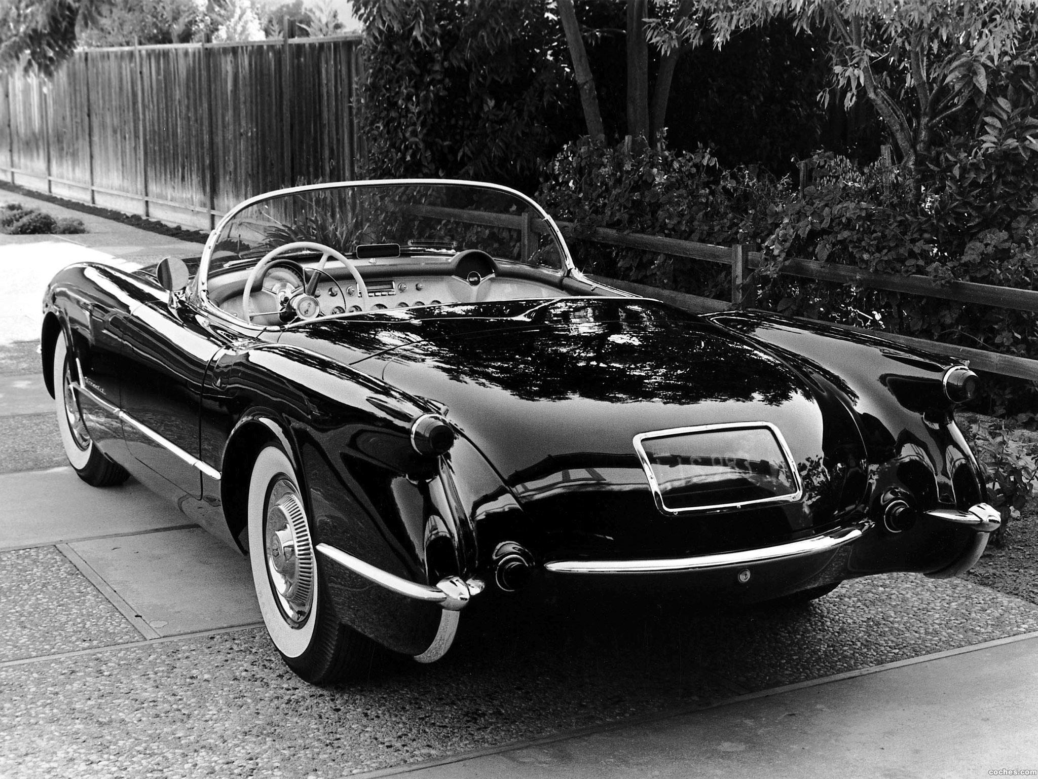 Foto 3 de Chevrolet Corvette C1 1953