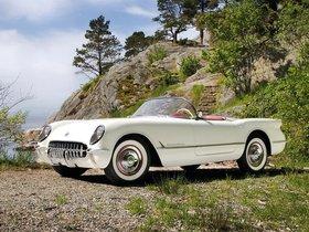 Ver foto 16 de Chevrolet Corvette C1 1953
