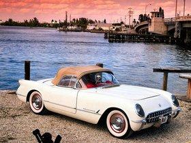 Ver foto 15 de Chevrolet Corvette C1 1953
