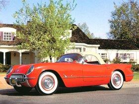 Ver foto 19 de Chevrolet Corvette C1 1953