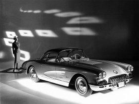 Ver foto 4 de Chevrolet Corvette C1 1958