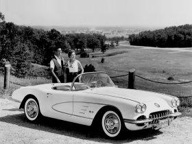 Ver foto 5 de Chevrolet Corvette C1 1959