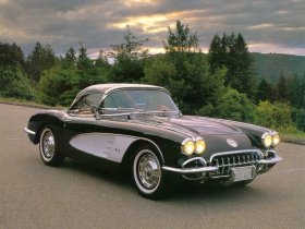 Ver foto 8 de Chevrolet Corvette C1 1959