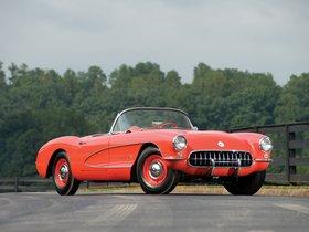 Fotos de Chevrolet Corvette C1 Airbox COPO 1957