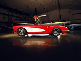 Ver foto 7 de Pogea Racing Chevrolet Corvette C1 1959