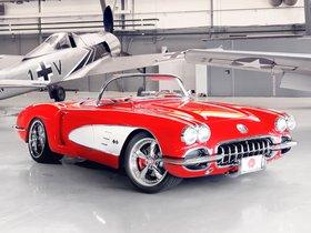 Ver foto 5 de Pogea Racing Chevrolet Corvette C1 1959