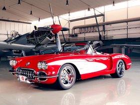 Ver foto 2 de Pogea Racing Chevrolet Corvette C1 1959
