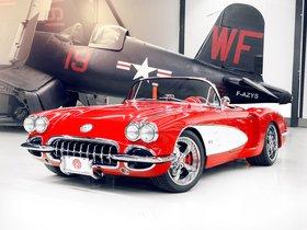 Fotos de Pogea Racing Chevrolet Corvette C1 1959