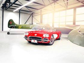 Ver foto 15 de Pogea Racing Chevrolet Corvette C1 1959