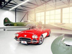 Ver foto 14 de Pogea Racing Chevrolet Corvette C1 1959