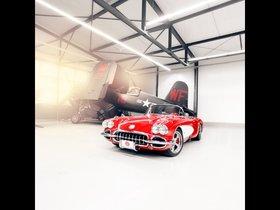 Ver foto 13 de Pogea Racing Chevrolet Corvette C1 1959
