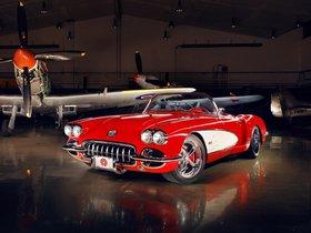 Ver foto 11 de Pogea Racing Chevrolet Corvette C1 1959