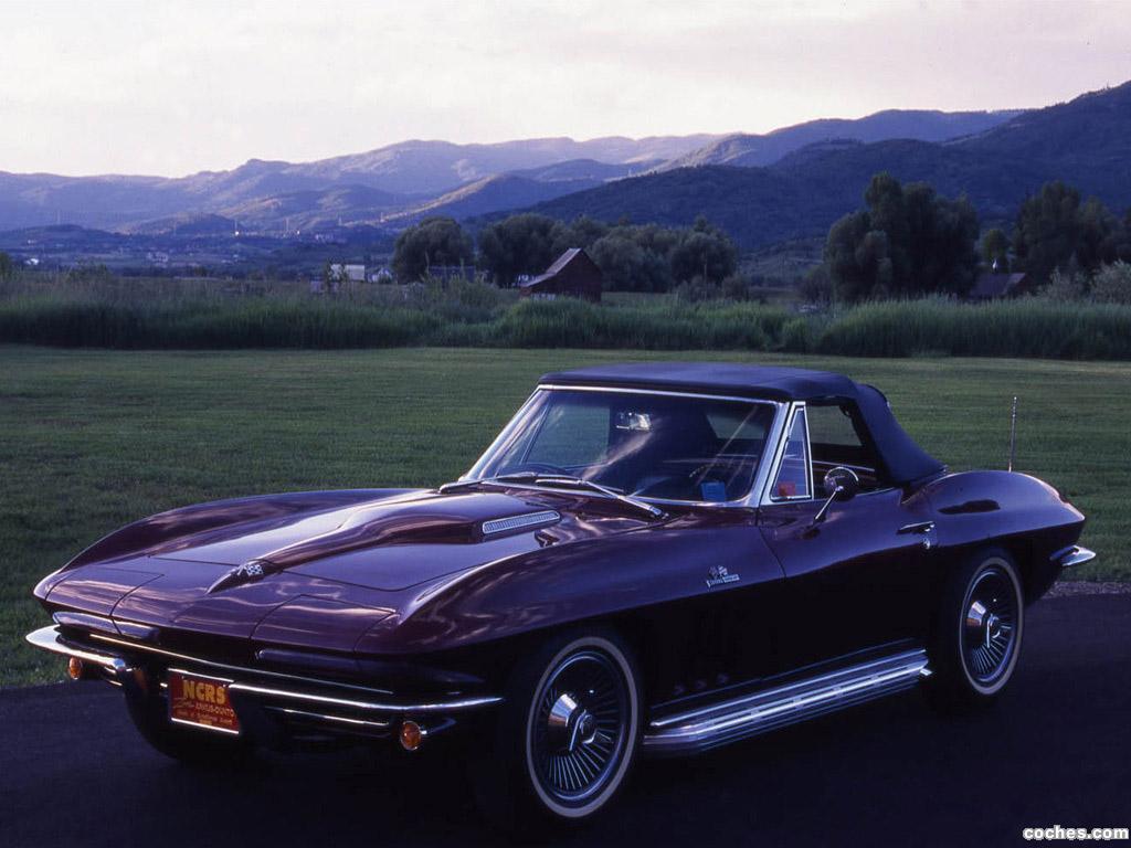 Foto 7 de Chevrolet C2 Sting Ray Convertible 1965