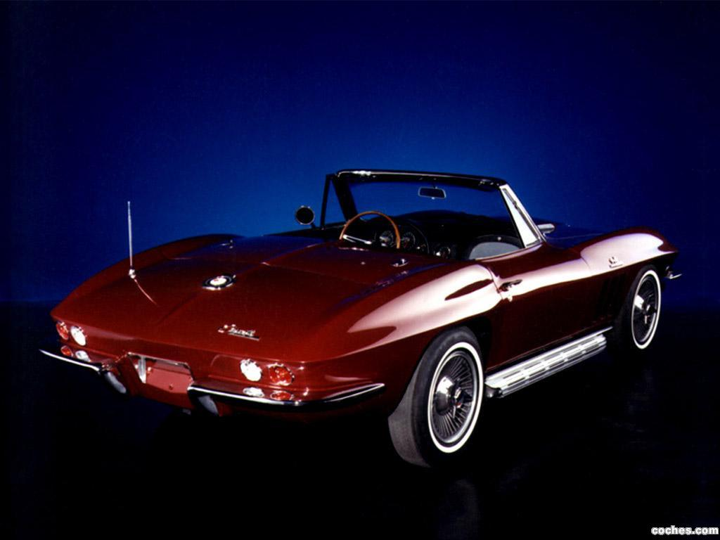 Foto 4 de Chevrolet C2 Sting Ray Convertible 1965