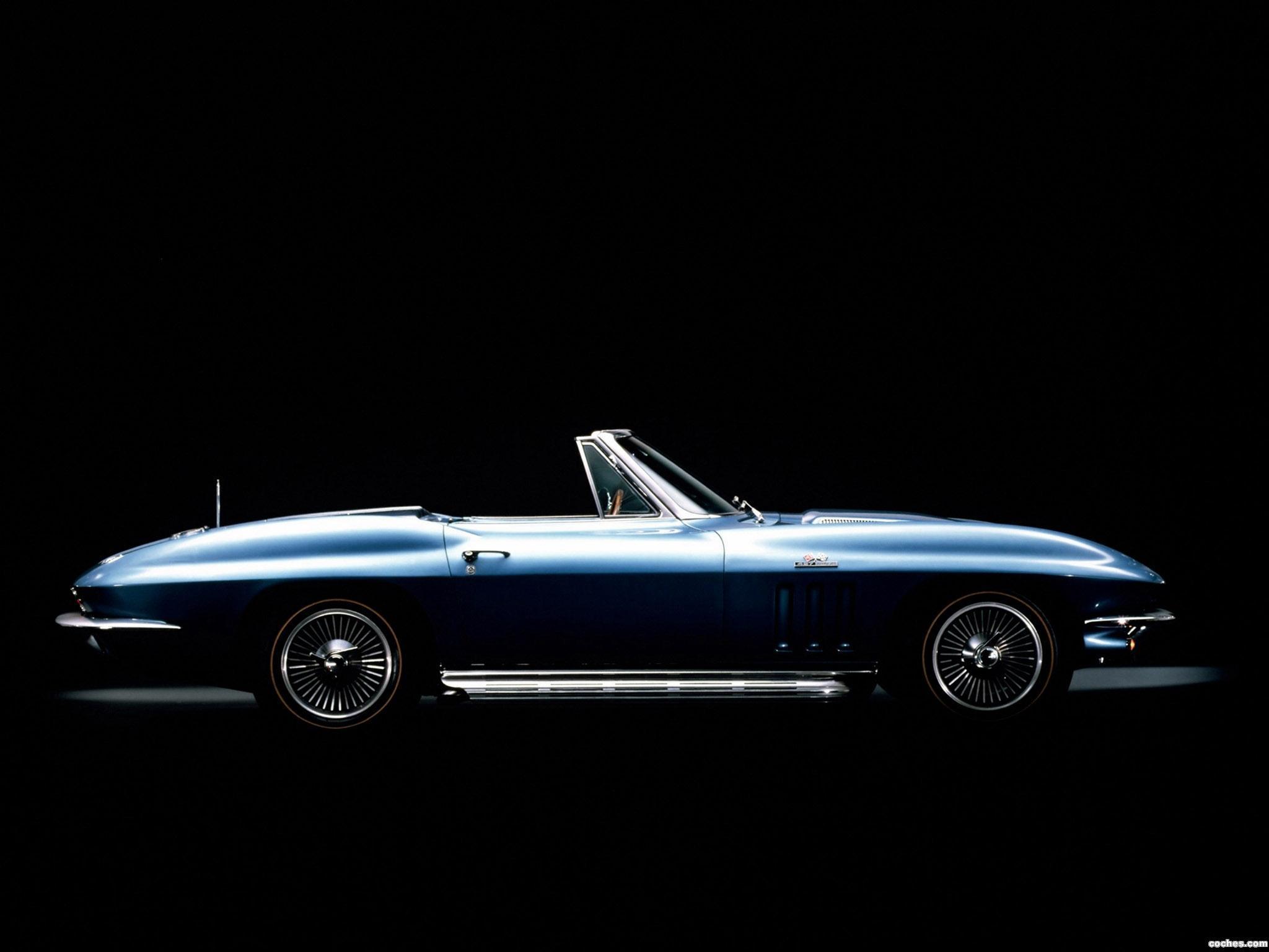 Foto 2 de Chevrolet C2 Sting Ray Convertible 1965