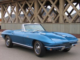 Ver foto 9 de Chevrolet C2 Sting Ray Convertible 1965