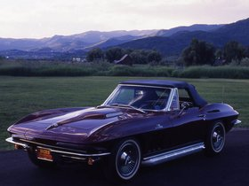 Ver foto 8 de Chevrolet C2 Sting Ray Convertible 1965