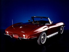 Ver foto 5 de Chevrolet C2 Sting Ray Convertible 1965