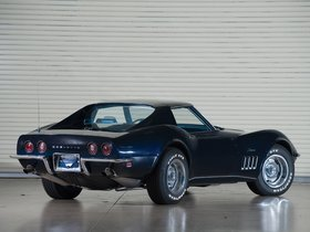 Ver foto 2 de Chevrolet Corvette C3 Stingray L36 427 Coupe 1969