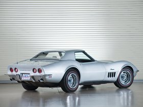 Ver foto 2 de Chevrolet Corvette C3 Stingray L71 427 Convertible 1969