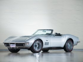 Ver foto 1 de Chevrolet Corvette C3 Stingray L71 427 Convertible 1969