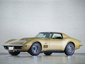 Fotos de Chevrolet Corvette C3 Stingray L88 427 Automatically Yours Coupe 1969