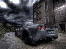Ver foto 4 de Chevrolet Corvette C6 BlackforceOne by Loma Performance 2009