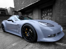 Ver foto 2 de Chevrolet Corvette C6 BlackforceOne by Loma Performance 2009