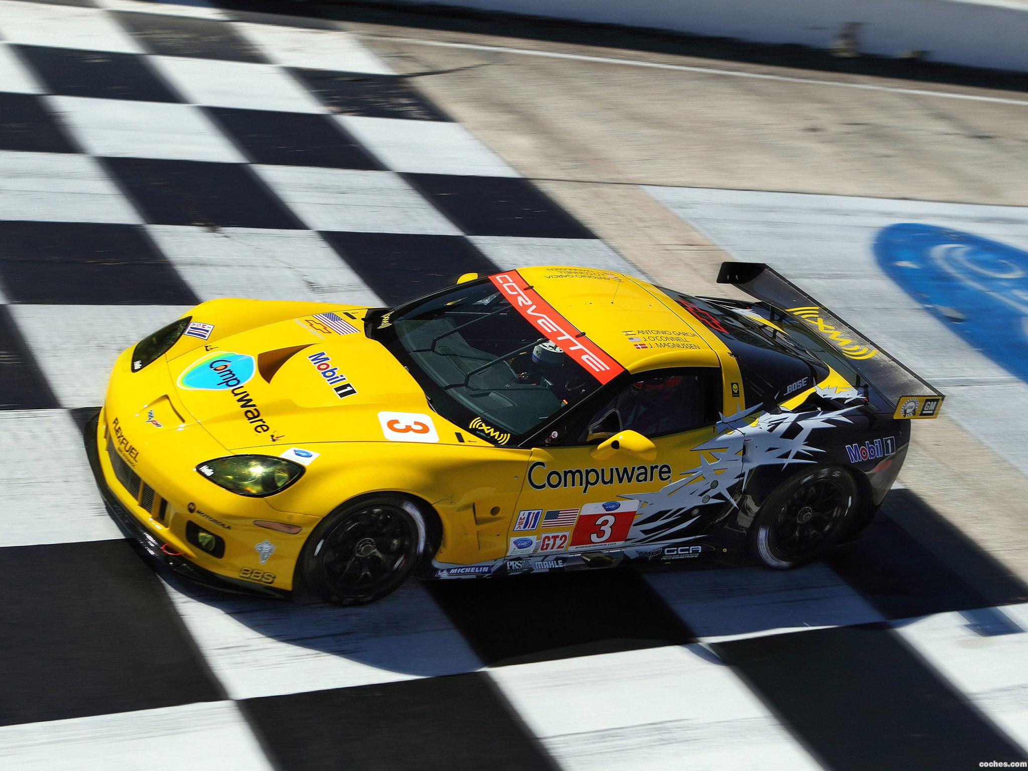 fotos corvette c6 - photo #39